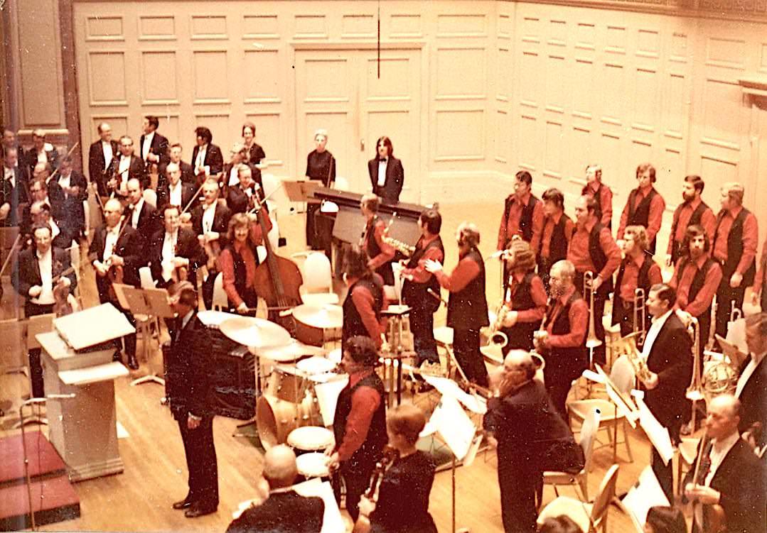 Stan kenton Orchestra with the Boston Pops